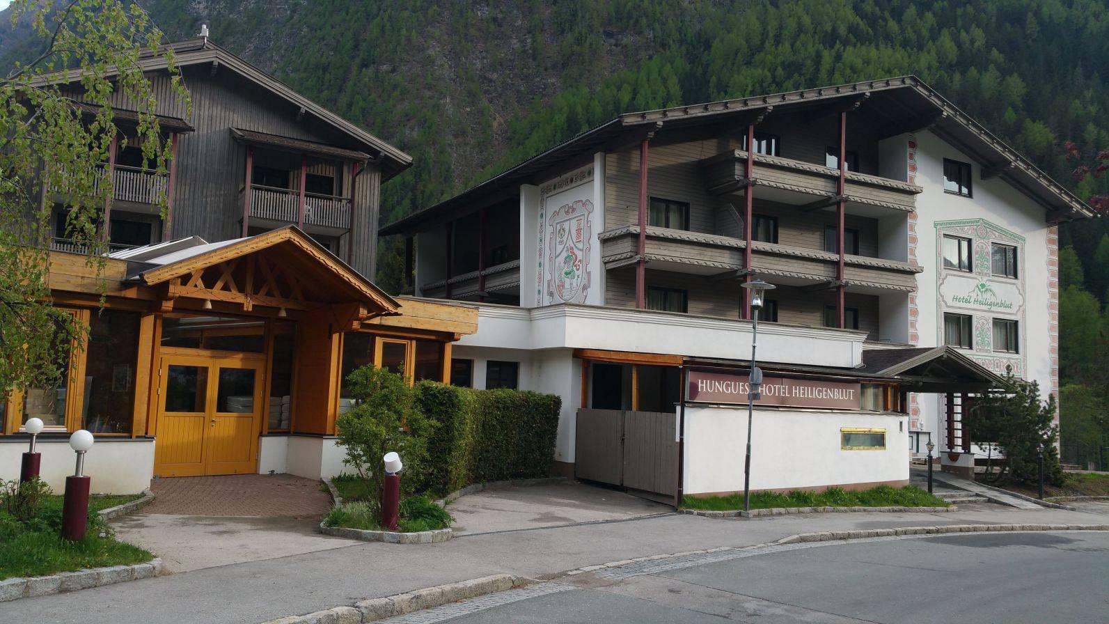 Ausztria - Hotel Heiligenblut elektromos kivitelezése