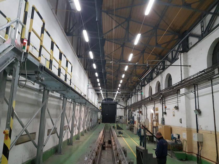 Dunakeszi Járműjavító Kft. elektromos kivitelezés