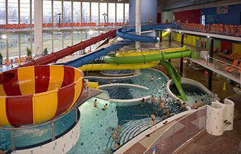 Szeged Napfényfürdő Aquapolis elektromos kivitelezése